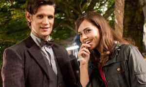 "BBC America Sets ""Doctor Who"" Return"