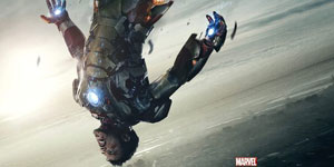 "Whedon Says ""Iron Man 3"" Raises the Bar"