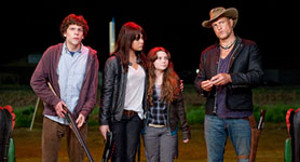 Zombieland Cast Shot