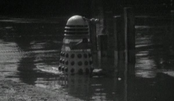 """Doctor Who"" Discussion: The Dalek Invasion of Earth"
