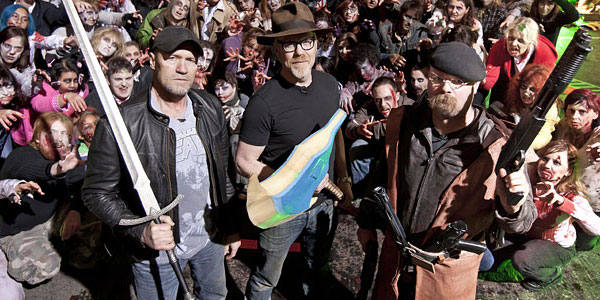Mythbusters Walking Dead