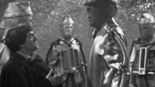 """Doctor Who: Tomb of the Cybermen"" — A Slice of SciFi Discussion"