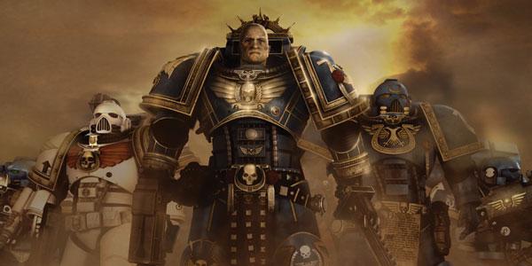 Ultramarines: A Warhammer 40,000 Blu-ray Giveaway