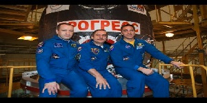 ISS to get new crew ASAP