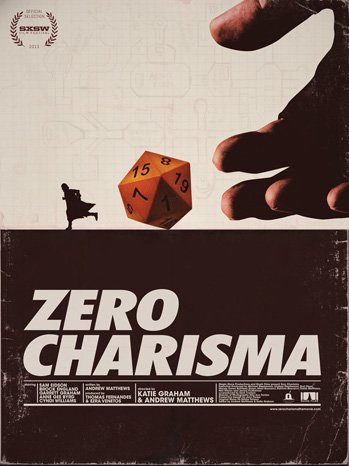 'Zero Charisma' To Debut Next Week