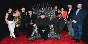 Did George R.R. Martin Spoil His Next Novel?