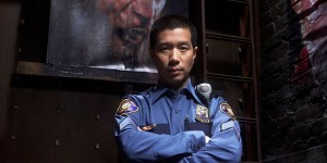Grimm's Reggie Lee: Sgt. Wu To You