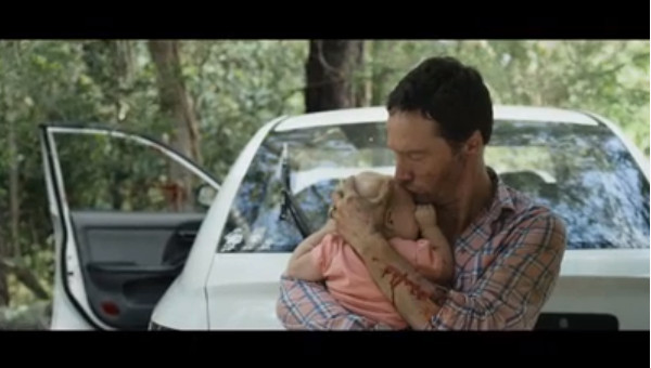 "A Father's Love In ""Cargo"""