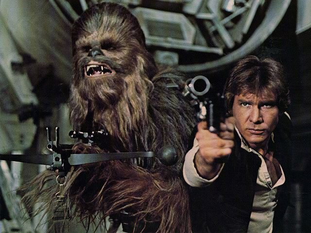 Should Chewie Have Worn Pants?