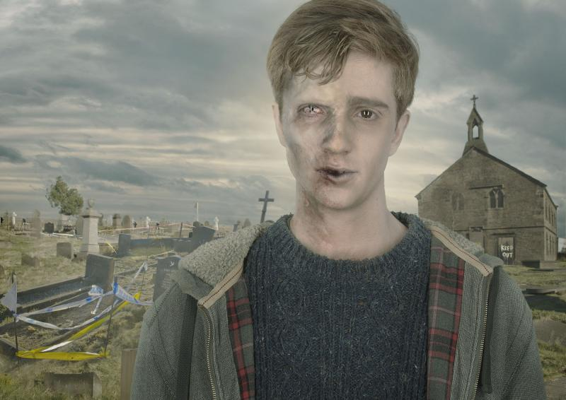 """<span class=""""entry-title-primary"""">""""In the Flesh"""" Preview</span> <span class=""""entry-subtitle"""">Watch the first three minutes of the BBC miniseries event</span>"""
