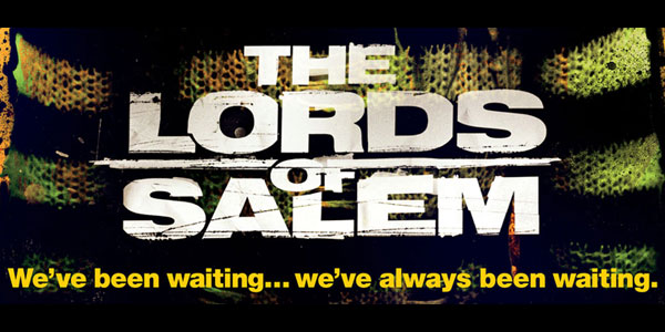 """Rob Zombie """"Lords of Salem"""" Giveaway (Phoenix Only)"""