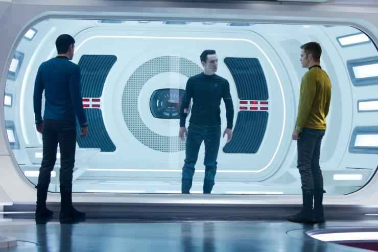 """Trek"" Fans Crash IMAX Web Site"