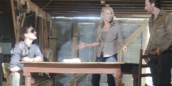 """The Walking Dead"" — Season Three Review"
