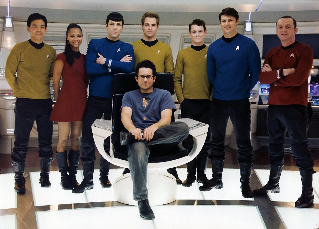 "So Why Didn't the ""Star Trek"" Reboot Include All Things Trek?"