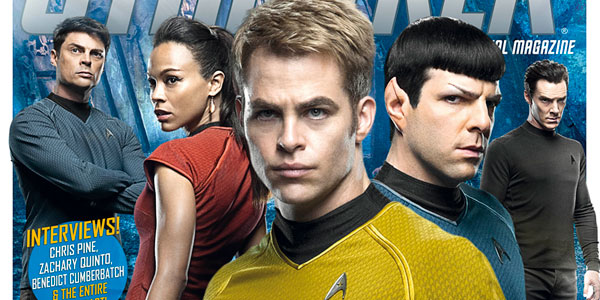 Star Trek Magazine Into Darkness Special Now on Sale