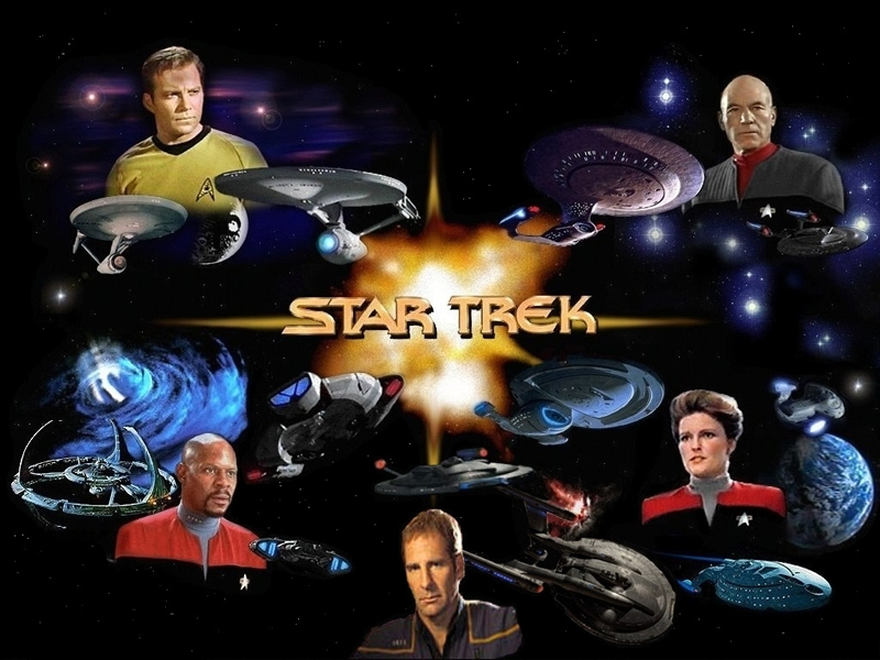 "What Are The Ten Best ""Trek"" Episodes?"
