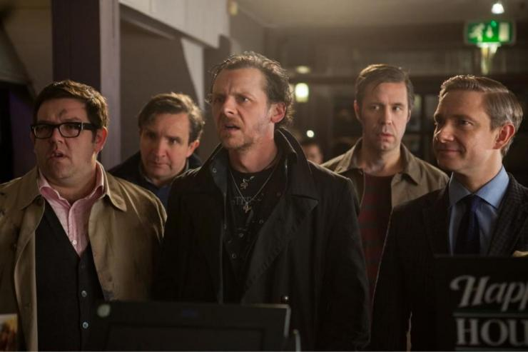 """First """"World's End"""" Trailer Debuts"""