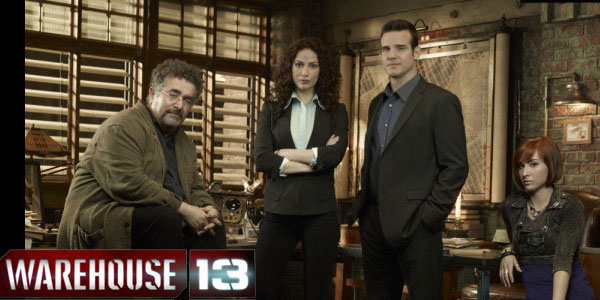Warehouse 13 Ending, But You can Still Follow Along Online