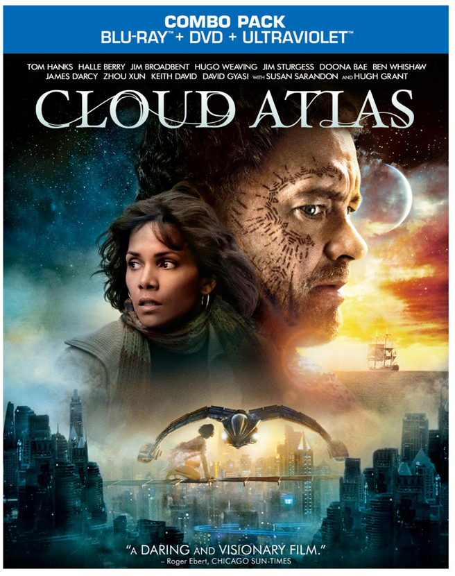 """Cloud Atlas"" — A Slice of SciFi DVD & Blu-Ray Review"