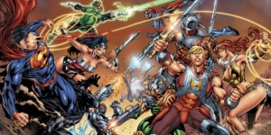 He-Man Rumbles With Superman
