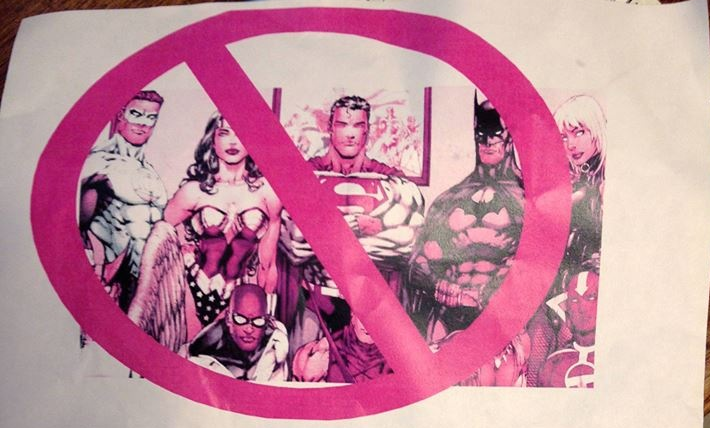 Pre-School Bans Kids From Playing As Superheroes