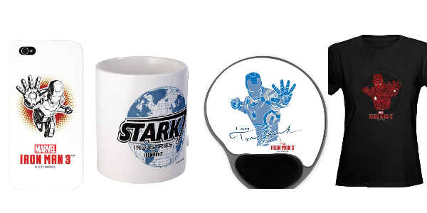 "CafePress ""Iron Man 3"" Giveaway"