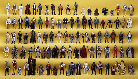 "Watch ""Star Wars"" Toys Deteriorate"