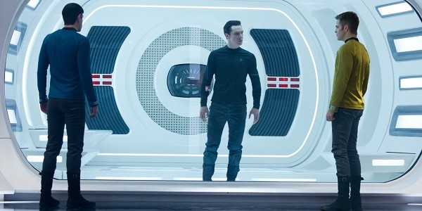 """Star Trek Into Darkness"" — A Slice of SciFi Movie Review"