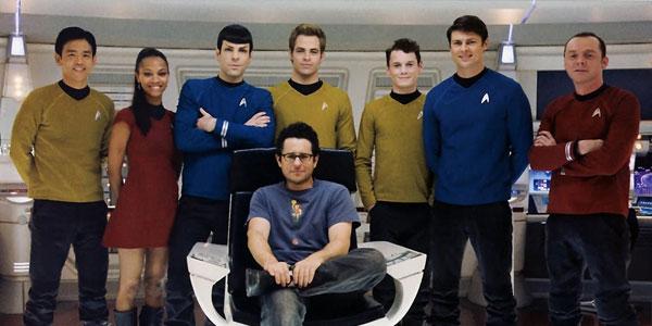 """So Why Didn't the """"Star Trek"""" Reboot Include All Things Trek?"""