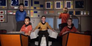 """Star Trek: The Middle School Musical"""