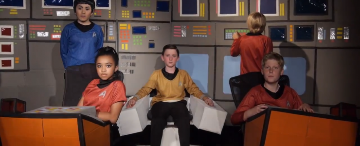"""Star Trek: The Middle School Musical"""