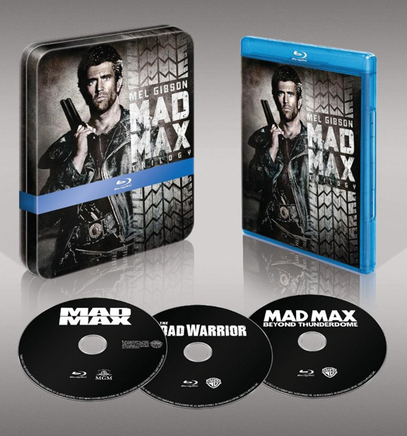 """Mad Max Trilogy"" — A Slice of SciFi Blu-Ray Review"