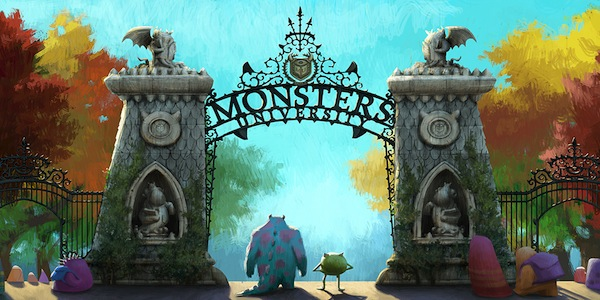 """Monsters University"" – A Slice of SciFi Review"