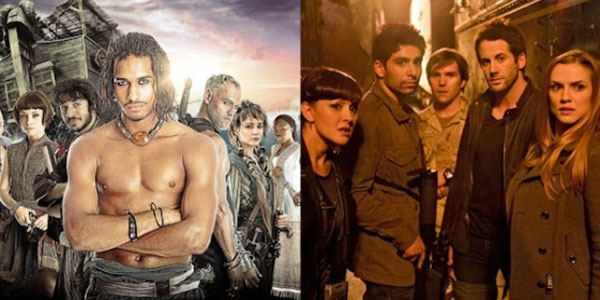 SyFy Premieres Two New Shows on Saturday