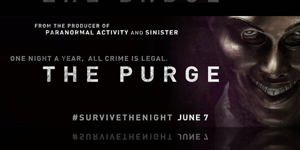 """The Purge"" — A Slice of SciFi Movie Review"