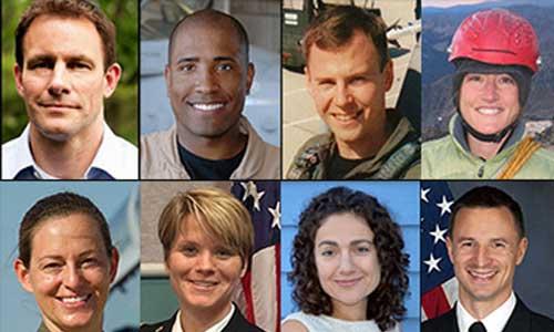 Meet the new NASA Astronaut Candidates – Class of 2013