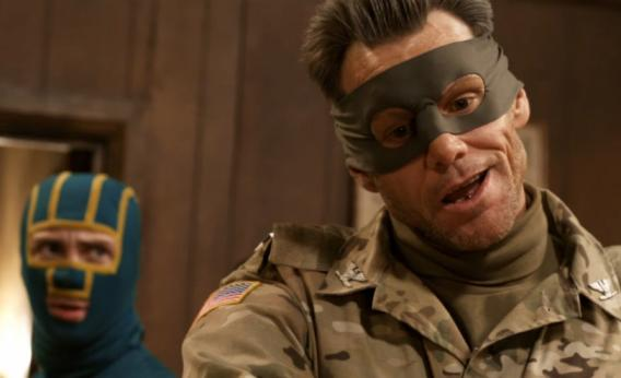 "Carrey Won't Promote ""Kick Ass 2"""