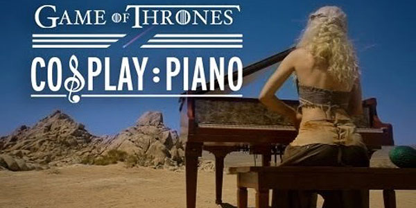 Stan Lee's Cosplay Piano