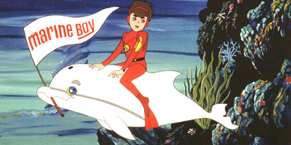 Marine Boy: The Complete First Season Now on DVD