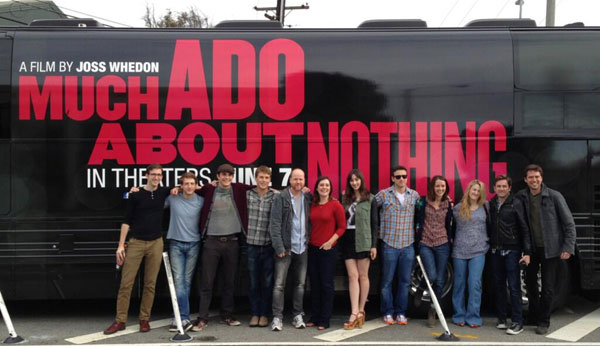Much Ado About Nothing Bus
