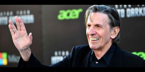 "Nimoy Tells What He Thinks of ""Into Darkness"""