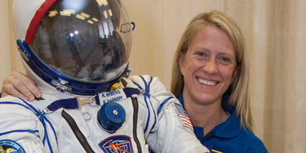 Nyberg To Quilt Aboard ISS