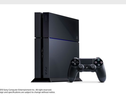Sony Unveils PS4