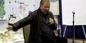 "Shatner Reads ""Where The Wild Things Are"""
