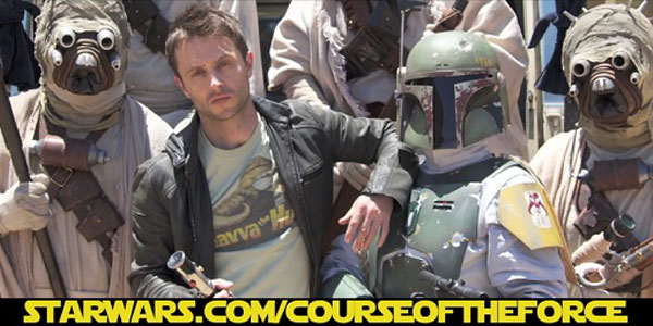 Course Of The Force 2013