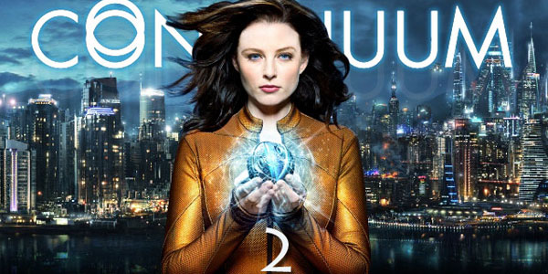 "Syfy Picks Up Third Season of ""Continuum"""
