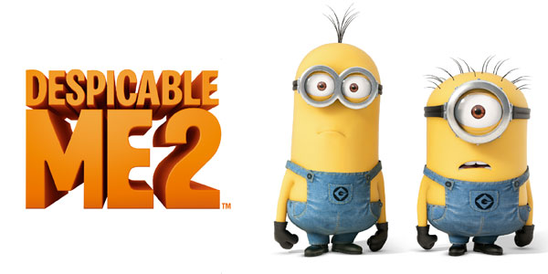 """""""Despicable Me 2"""" — A Slice of SciFi Review"""