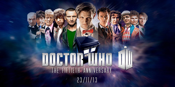 """Doctor Who"" Anniversary Special Will Air Simultaneously Worldwide"