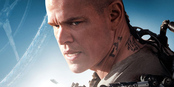 """Elysium"" — A Slice of SciFi Review"