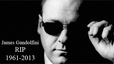 James Gandolfini RIP
